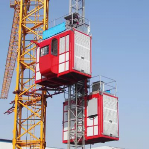 Construction Hoists - Construction Lifts