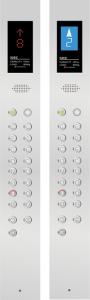 Lift Button Panel COB310