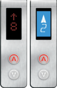 Lift Button Panel FOB330