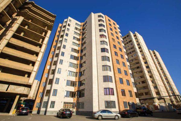 Apartment Building Norashen