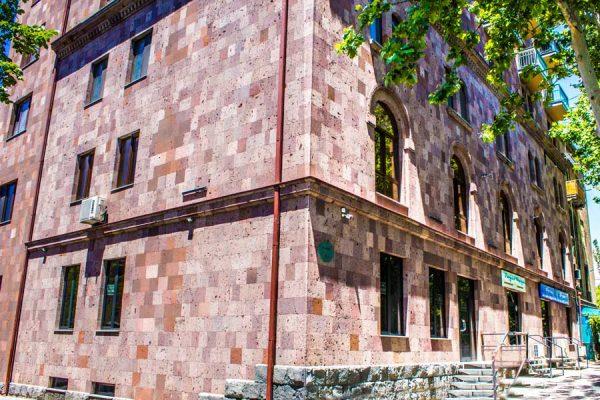 Shirvanzade Building