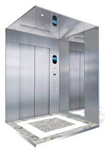 elevator cabin - EC1-101